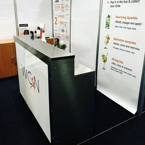 Branded Exhibition Bar