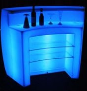 Circular Bar Back - LED Circular Bar Back