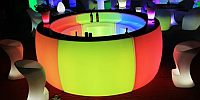 Circular Bar Hire - 1/3 LED Circular Bar
