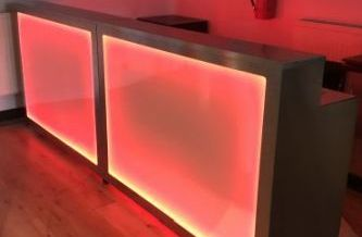 Red LED Bar for hire